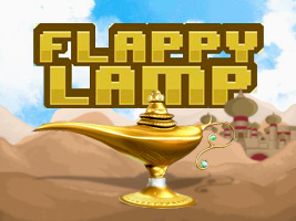 Flappy Lamp